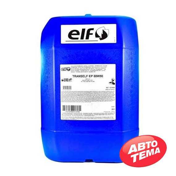 Купить Трансмиссионное масло ELF Tranself EP 80W-90 (1л)