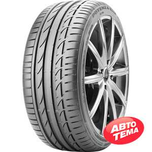 Купить Летняя шина BRIDGESTONE Potenza S001 225/45 R18 91W Run Flat