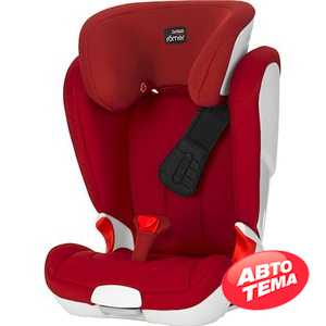 Купить Автокресло BRITAX ROMER KidFix II XP flame red
