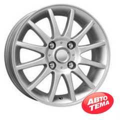 Купить КИК Chevrolet S R15 W6 PCD4x114.3 ET44 DIA56.6