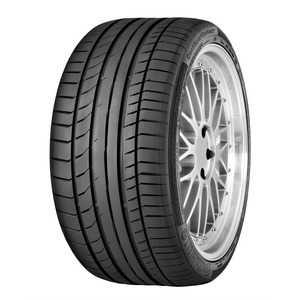 Купить Летняя шина CONTINENTAL ContiSportContact 5P 255/60R18 108Y