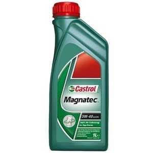 Купить Моторное масло CASTROL Magnatec 5W-40 A3/B4 (1л)
