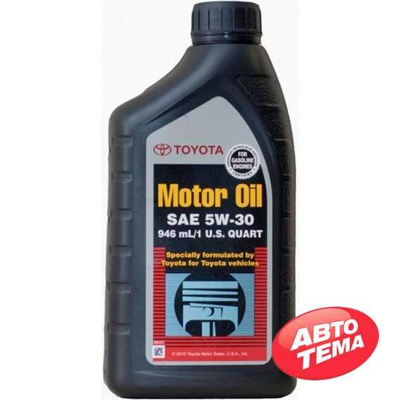 Моторное масло TOYOTA MOTOR OIL - Интернет магазин резины и автотоваров Autotema.ua