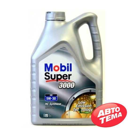 Моторное масло MOBIL Super 3000 XE - Интернет магазин резины и автотоваров Autotema.ua