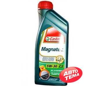 Купить Моторное масло CASTROL Magnatec 5W-30 C2 (1л)