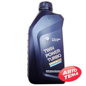 Купить Моторное масло BMW TwinPower Turbo Longlife-12 FE 0W-30 (1л)