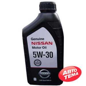 Купить Моторное масло NISSAN Motor Oil 5W-30 (0.946 л)