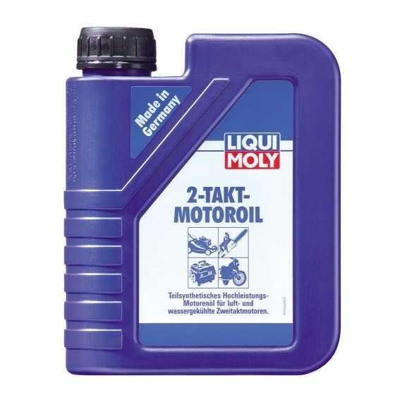 Моторное масло LIQUI MOLY 2-Takt-Motoroil - Интернет магазин резины и автотоваров Autotema.ua