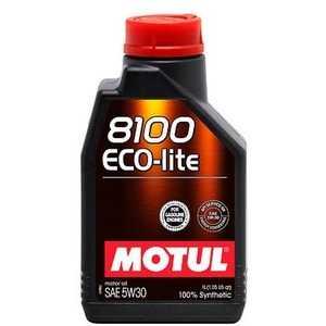 Купить Моторное масло MOTUL 8100 ECO-lite 5W-30 (1л)