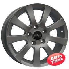 Купить TECHLINE 607 HB R16 W6.5 PCD5x114.3 ET45 DIA60.1