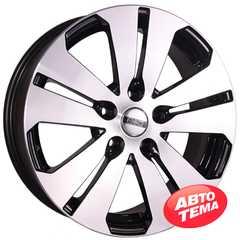 Купить TECHLINE 718 BD R17 W6.5 PCD5x114.3 ET35 DIA67.1