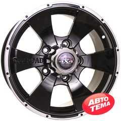 Купить TECHLINE 652 BD R16 W7.5 PCD6x139.7 ET0 DIA110