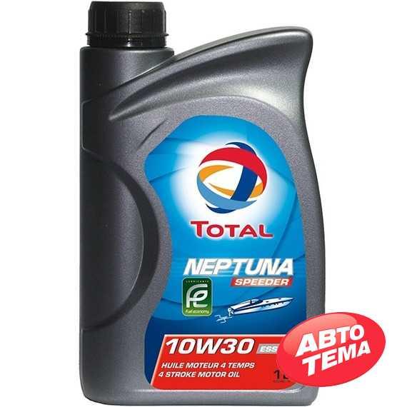 Купить Моторное масло TOTAL Neptuna Speeder 10W-30 (1л)
