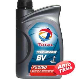 Купить Трансмиссионное масло TOTAL Transmission BV 75W-80 (1л)