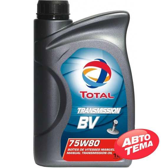 Трансмиссионное масло TOTAL Transmission BV - Интернет магазин резины и автотоваров Autotema.ua