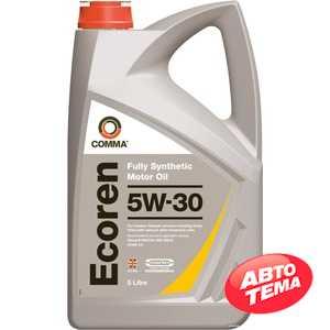Купить Моторное масло COMMA ECOREN 5W-30 (5л)