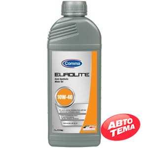 Купить Моторное масло COMMA EUROLITE 10W-40 API SN/CF (1л)
