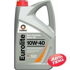 Купить Моторное масло COMMA EUROLITE 10W-40 API SN/CF (4л)