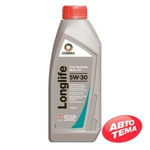 Купить Моторное масло COMMA LONGLIFE 5W-30 API SL/CF (1л)