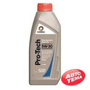 Купить Моторное масло COMMA PRO-TECH 5W-30 API SM CF (1л)