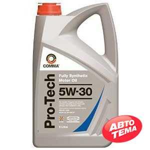 Купить Моторное масло COMMA PRO-TECH 5W-30 API SM CF (5л)