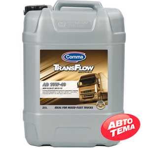 Купить Моторное масло COMMA TRANSFLOW AD 10W-40 API CI-4 SL (20л)