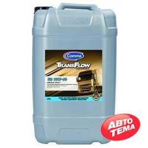 Купить Моторное масло COMMA TRANSFLOW UD 10W-40 API CI-4 (20л)