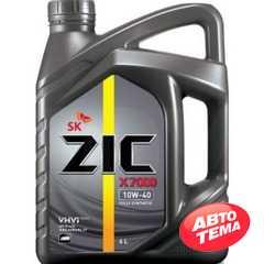 Купить Моторное масло ZIC X7 Diesel 10W-40 (6л)