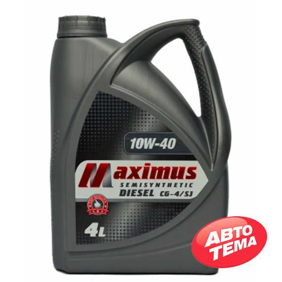 Моторное масло MAXIMUS Diesel E-line - Интернет магазин резины и автотоваров Autotema.ua