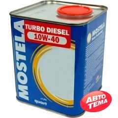 Моторное масло MOSTELA Diesel - Интернет магазин резины и автотоваров Autotema.ua
