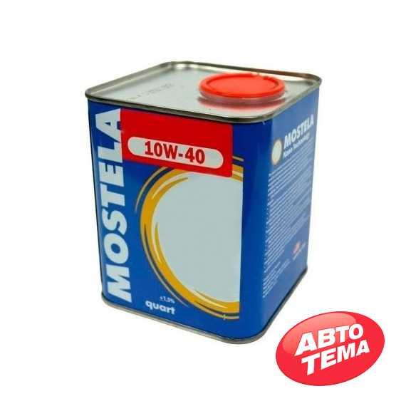 Моторное масло MOSTELA Syn-Tec - Интернет магазин резины и автотоваров Autotema.ua