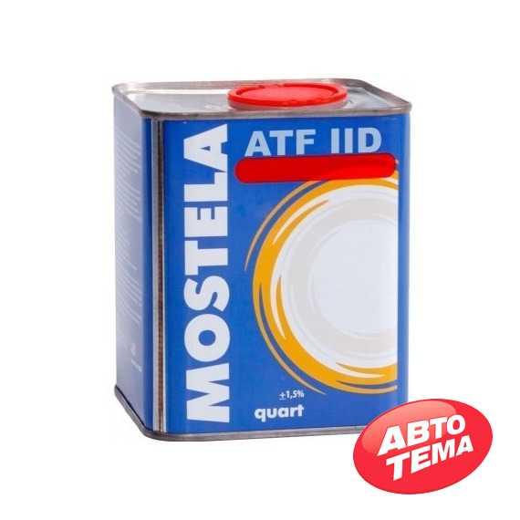 Купить Трансмиссионное масло MOSTELA ATF IID (1л)