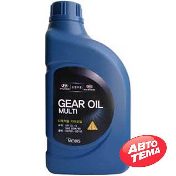 Купить Трансмиссионное масло MOBIS Gear Oil Multi 80W-90 GL-5 (1л)