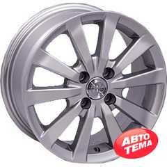 Купить ZW BK 104 S R15 W6.5 PCD4X100 ET40 DIA 54.1