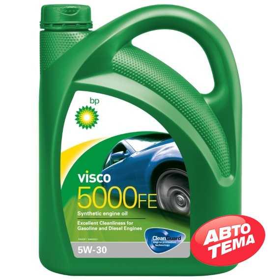 Моторное масло BP Visco 5000 FE - Интернет магазин резины и автотоваров Autotema.ua