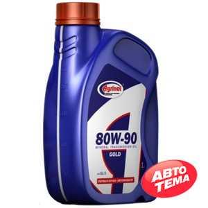 Купить Трансмиссионное масло AGRINOL Gold 80W-90 API GL-5 (1л)
