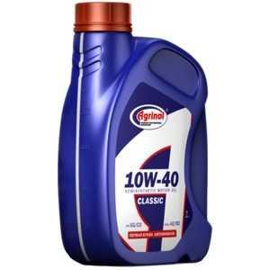 Купить Трансмиссионное масло AGRINOL Classic 10W-40 SG/CD (1л)