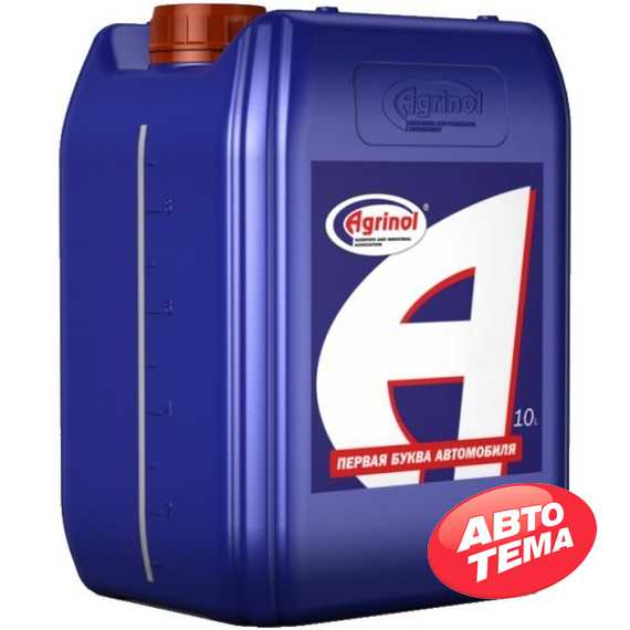 Купить Моторное масло AGRINOL PREMIUM-DIESEL 5W-40 CG-4/SJ (10л)