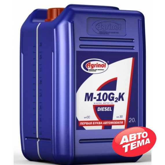 Купить Моторное масло AGRINOL М-10Г2к Diesel (20л)