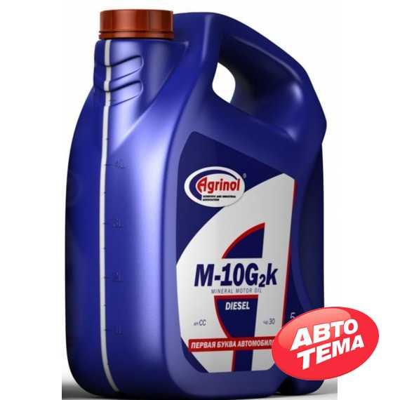 Купить Моторное масло AGRINOL М-10Г2к Diesel (5л)