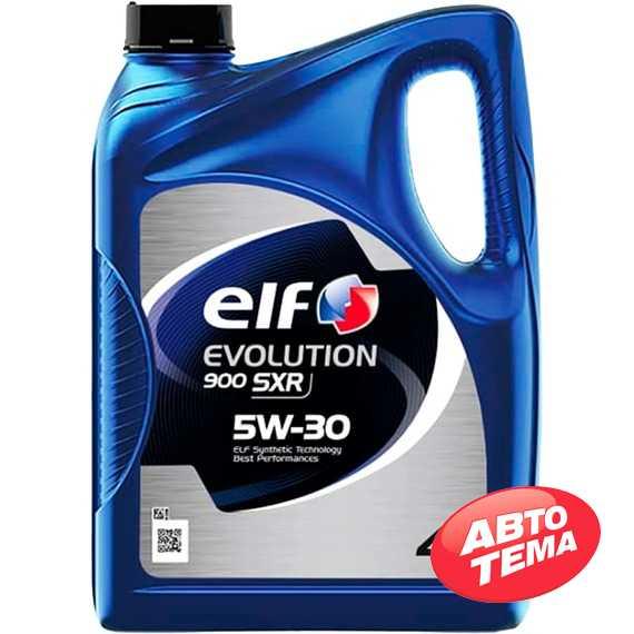 Моторное масло ELF EVOLUTION 900 SXR - Интернет магазин резины и автотоваров Autotema.ua