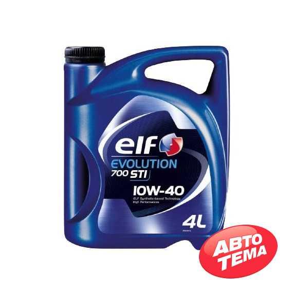 Моторное масло ELF EVOLUTION 700 STI - Интернет магазин резины и автотоваров Autotema.ua