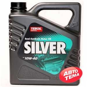 Купить Моторное масло TEBOIL Silver 10W-40 (4л)