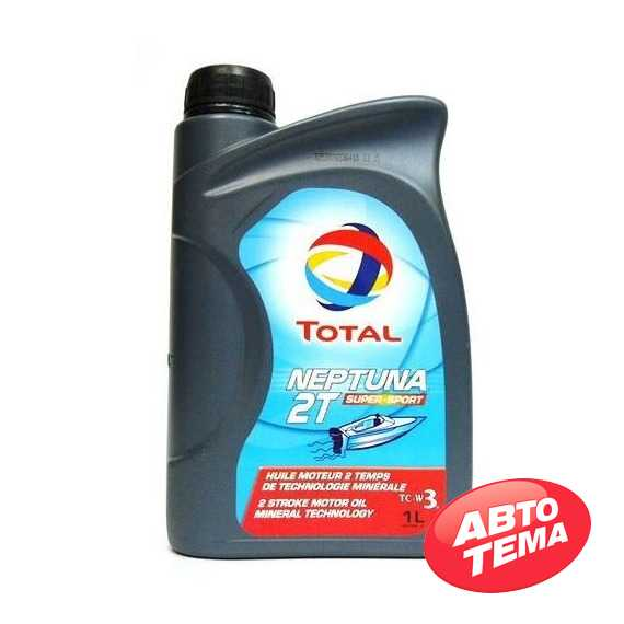 Моторное масло TOTAL Neptuna 2T SuperSport - Интернет магазин резины и автотоваров Autotema.ua