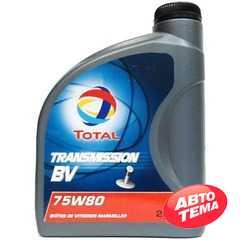 Купить Трансмиссионное масло TOTAL Transmission Gear 8 75W-80 (2л)