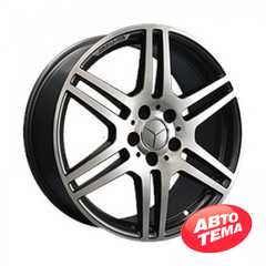 Купить REPLICA MR001 GMF R18 W8.5 PCD5x112 ET48 DIA66.6