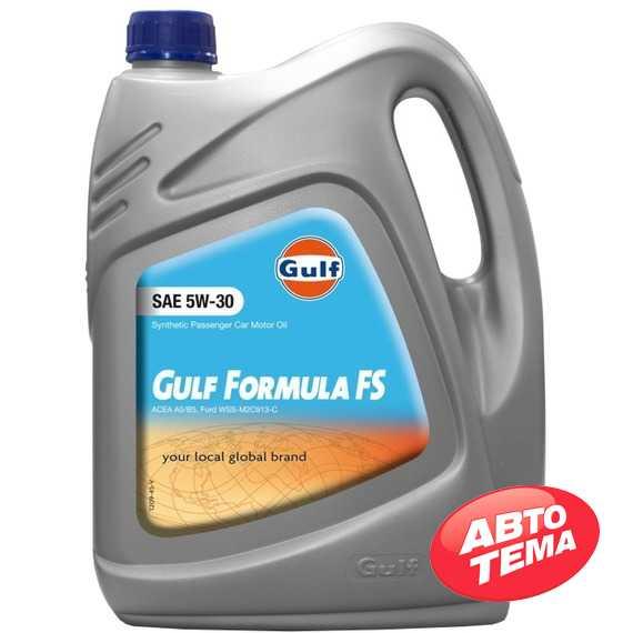 Моторное масло GULF Formula FS - Интернет магазин резины и автотоваров Autotema.ua