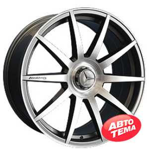 Купить REPLICA MR178 GMF R20 W9.5 PCD5x112 ET35 DIA66.6