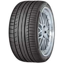 Купить Летняя шина CONTINENTAL ContiSportContact 5P Run Flat 255/45R18 99W