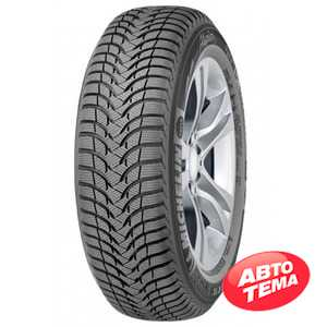 Купить Зимняя шина MICHELIN Alpin A4 225/55R17 101V